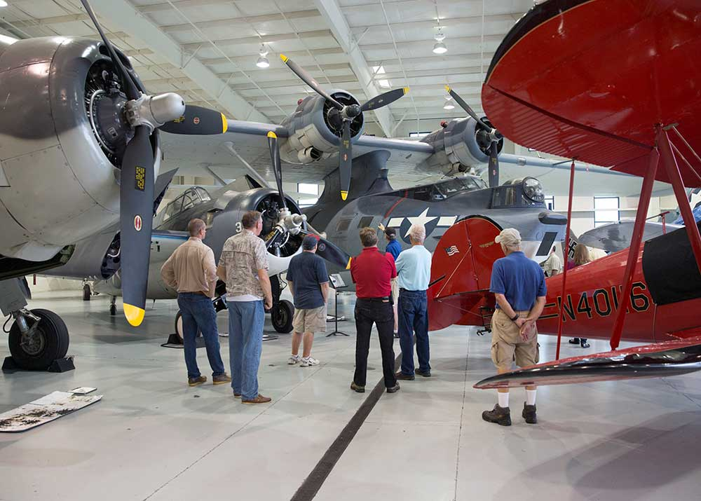 Group Tours – Military Aviation Museum