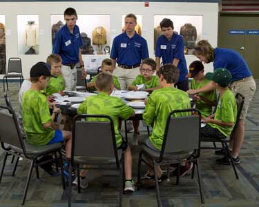 Military Aviation Museum -  Aviation Summer Camp  -  7/16/18