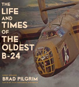 The Life and Times of the Oldest B-24