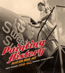 Painting History - Aviation Nose Art