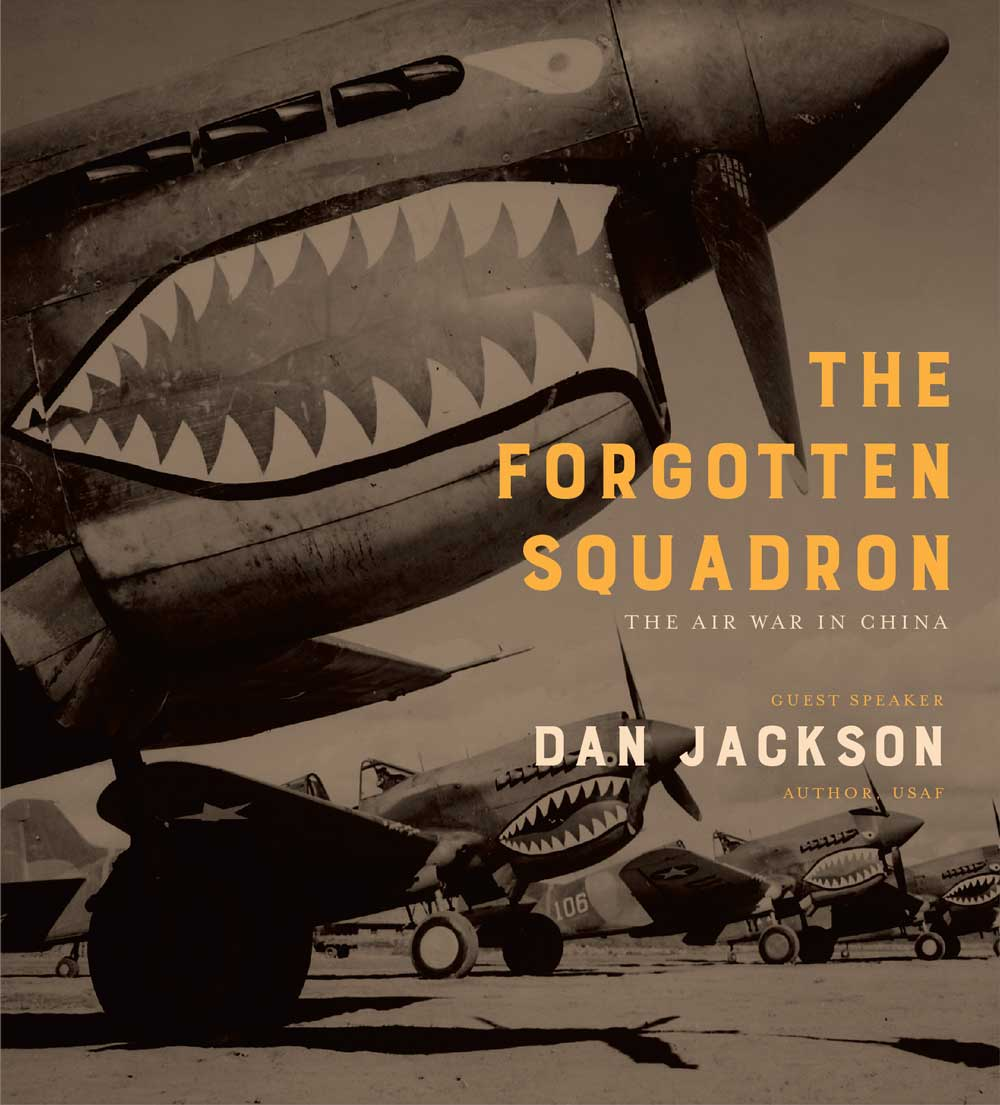 The Forgotten Squadron - The Air War in China