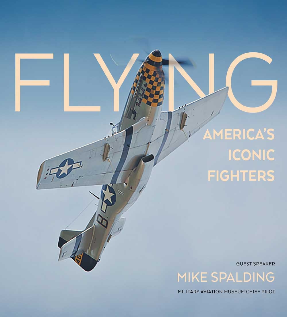 Flying - America's Iconic Fighters