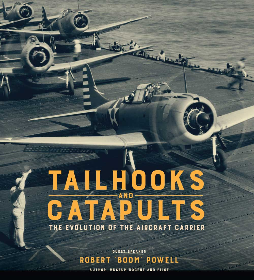Tailhooks and Catapults - The Evolution of the Aircraft Carrier