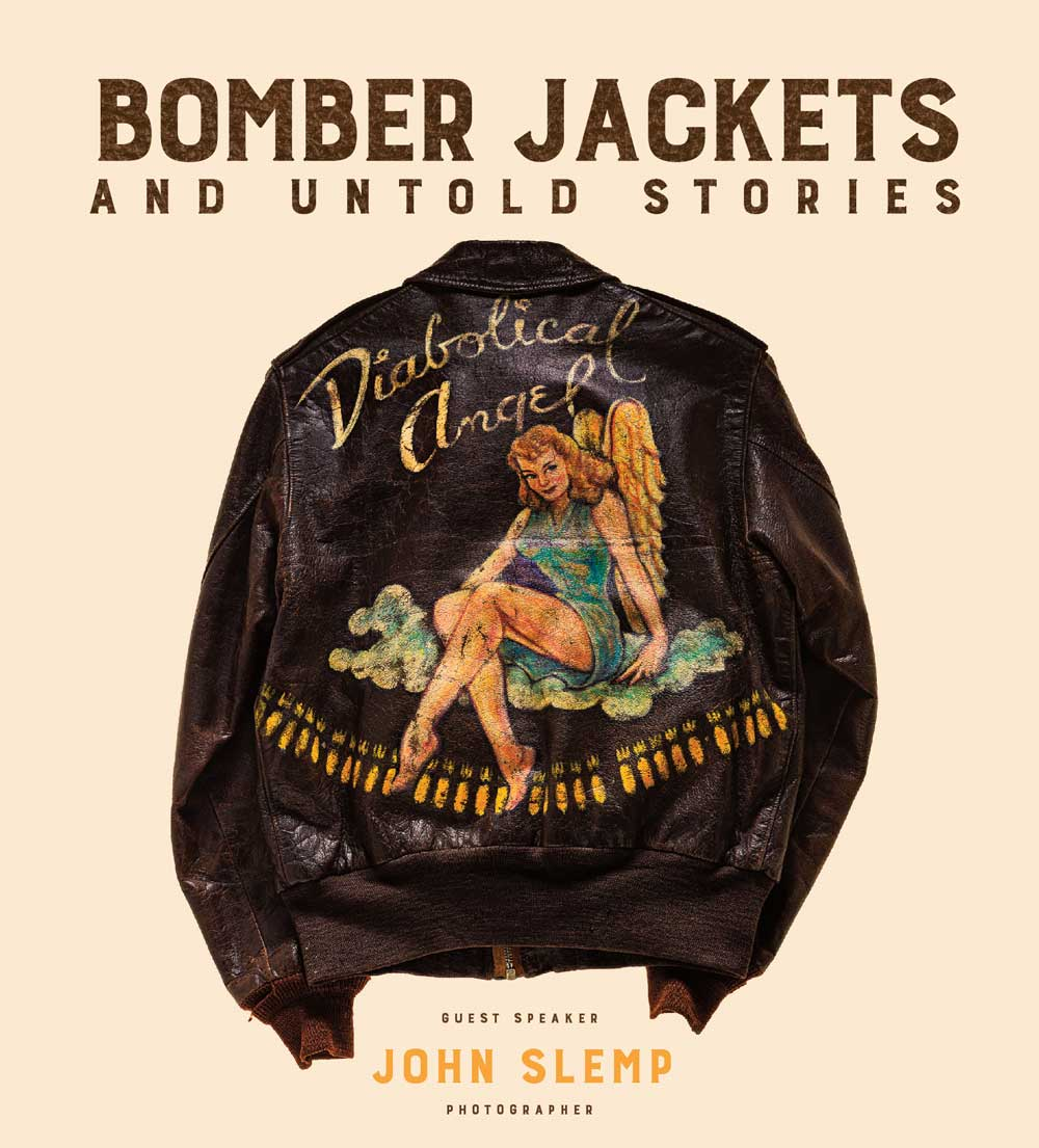Bomber Jackets and Untold Stories