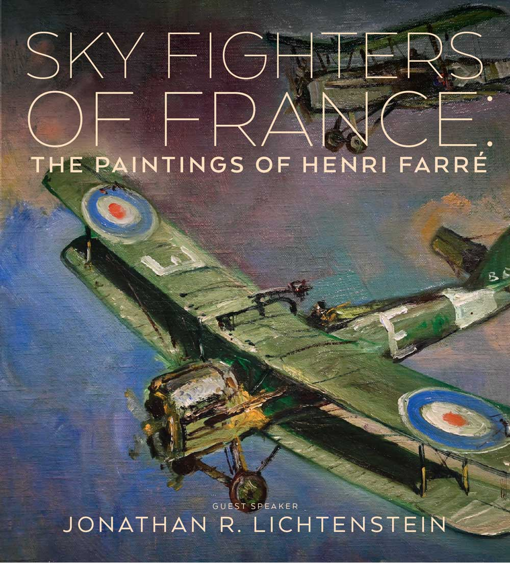 Sky Fighters of France - The Paintings of Henri Farre