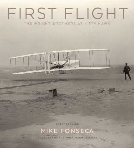 First Flight - The Wright Brothers at Kitty Hawk