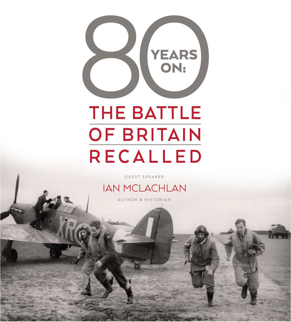 80 Years On: The Battle of Britain Recalled