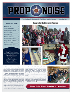 Prop Noise Fall 2019