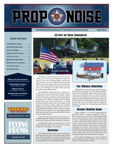 Prop Noise Spring 2019