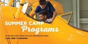 Military Aviation Museum - Summer Camp